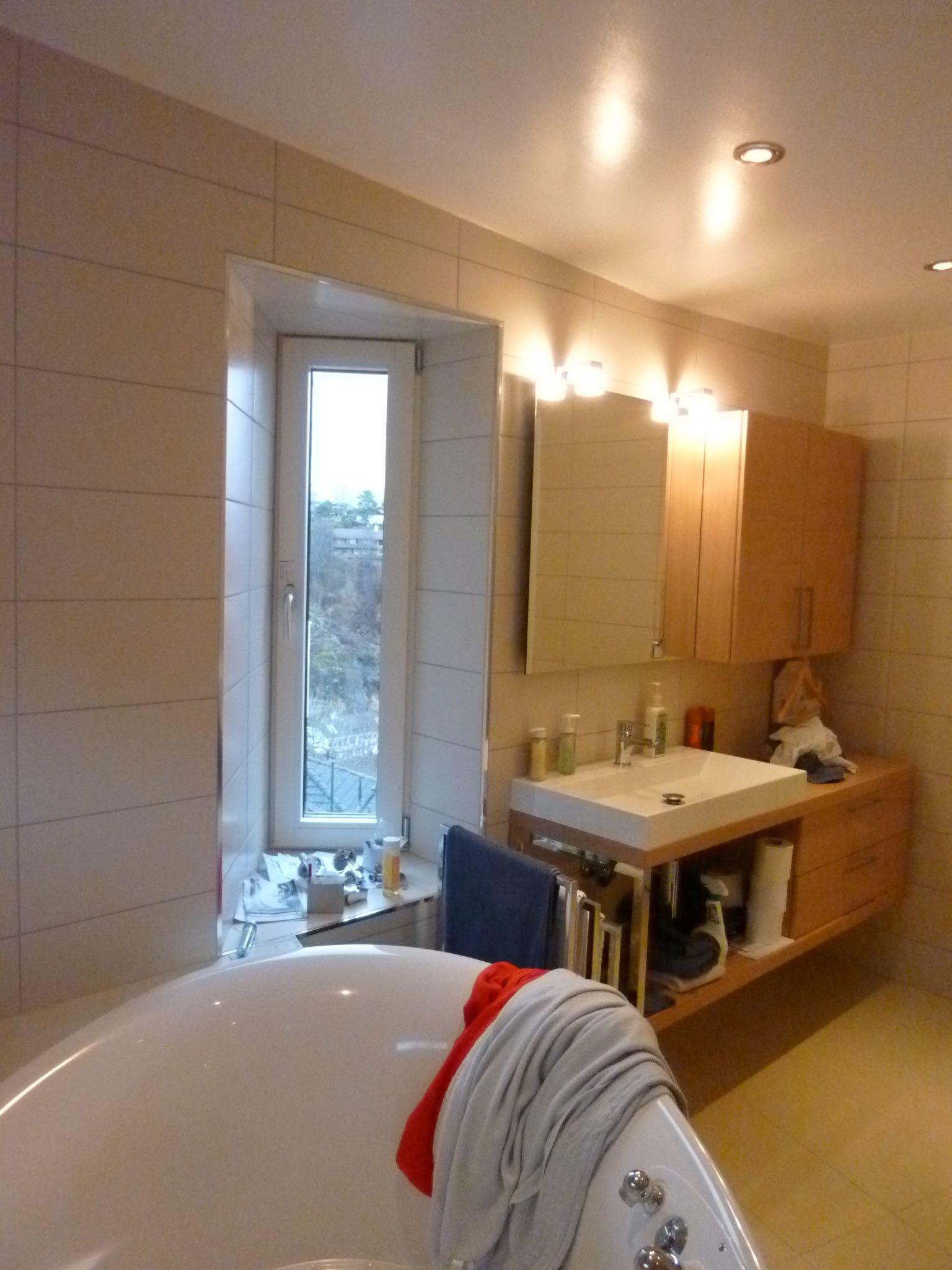badekar med utsikt
